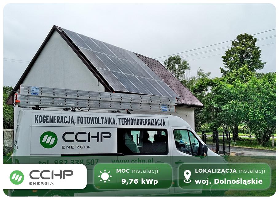 CCHP Energia ☀️ - Energia ze słońca dostępna bez ograniczeń